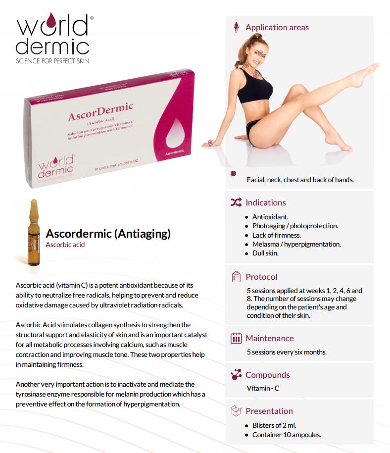 AscorDermic World Dermic