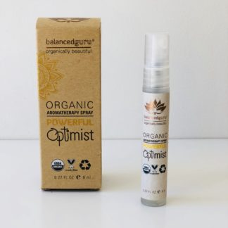 Powerful OptiMist Aromatherapy Spray - Organic