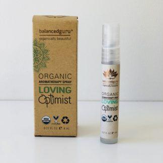 Loving OptiMist Aromatherapy Spray - Organic